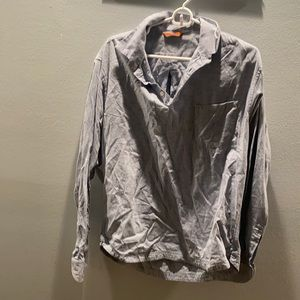 Barena pullover collared shirt